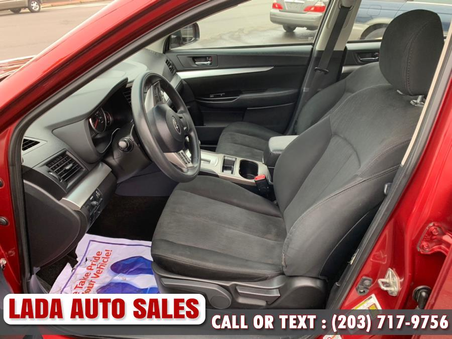 2014 Subaru Legacy 4dr Sdn H4 Auto 2.5i, available for sale in Bridgeport, Connecticut | Lada Auto Sales. Bridgeport, Connecticut
