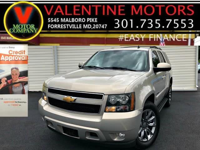 Used 2007 Chevrolet Tahoe in Forestville, Maryland | Valentine Motor Company. Forestville, Maryland