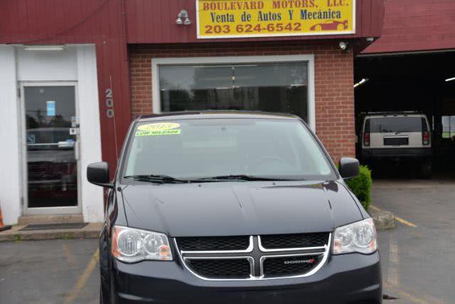 Used Dodge Grand Caravan SE 2013   Boulevard Motors LLC. New Haven, Connecticut