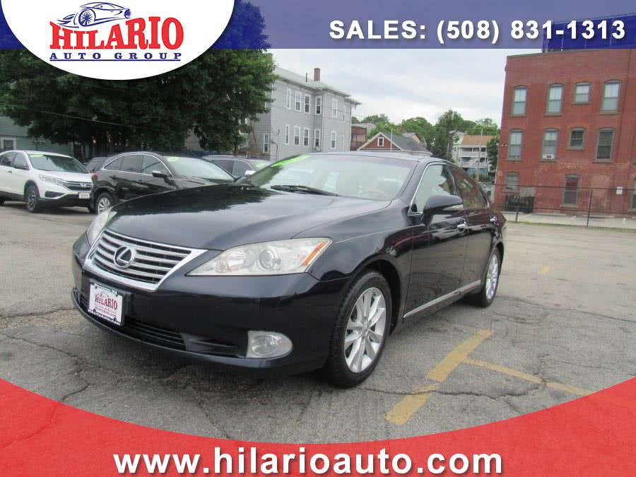 2010 Lexus ES 350 4dr Sdn, available for sale in Worcester, Massachusetts | Hilario's Auto Sales Inc.. Worcester, Massachusetts