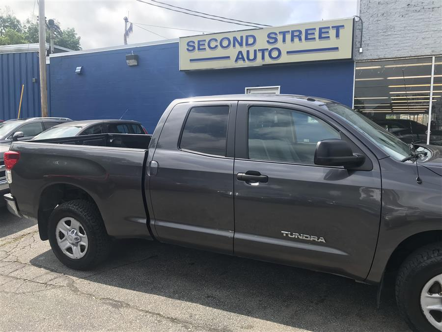 2013 Toyota Tundra SR5 DOUBLE CAB 4X4, available for sale in Manchester, New Hampshire | Second Street Auto Sales Inc. Manchester, New Hampshire