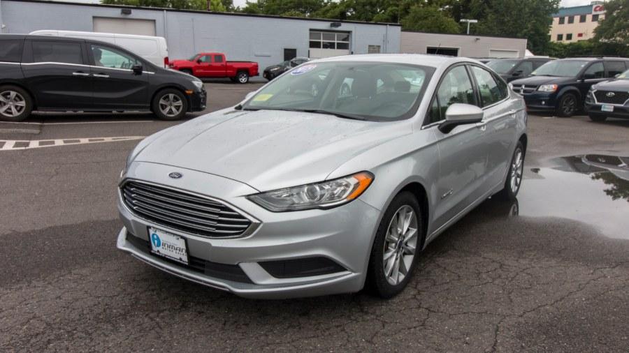 2017 Ford Fusion Hybrid SE FWD, available for sale in Medford, Massachusetts | Inman Motors Sales. Medford, Massachusetts