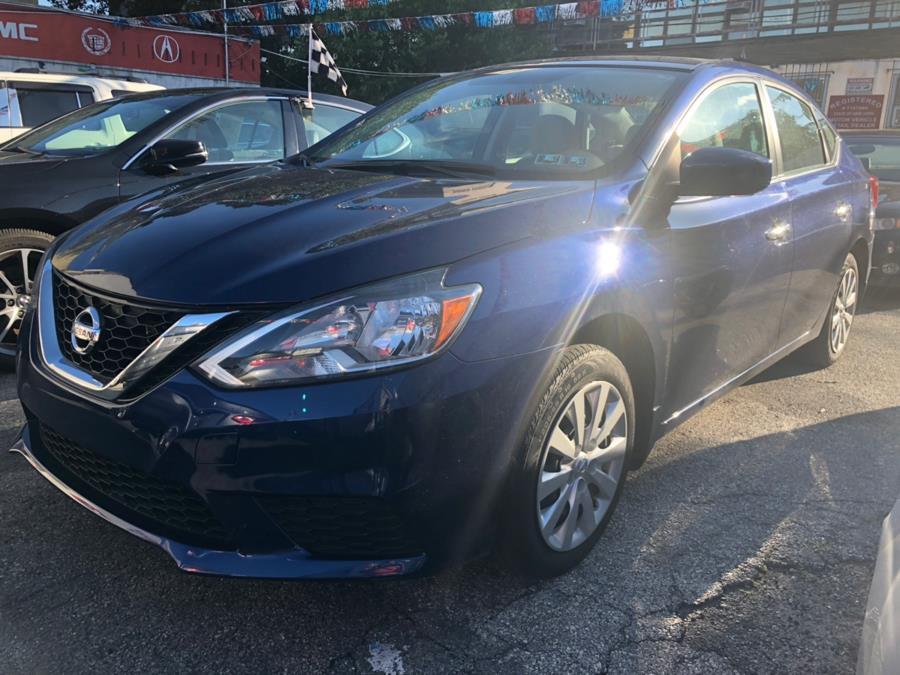 2017 Nissan Sentra SV CVT, available for sale in Brooklyn, New York   Carsbuck Inc.. Brooklyn, New York