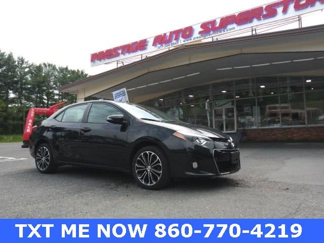 Used 2016 Toyota Corolla in New Britain, Connecticut | Prestige Auto Cars LLC. New Britain, Connecticut