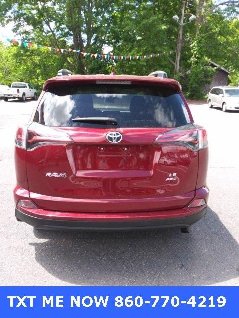 2018 Toyota Rav4 LE, available for sale in New Britain, Connecticut | Prestige Auto Cars LLC. New Britain, Connecticut