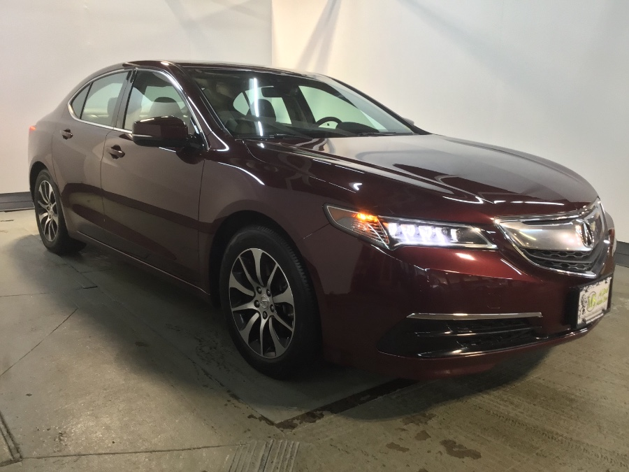2015 Acura TLX 4dr Sdn FWD Tech, available for sale in Lodi, New Jersey | European Auto Expo. Lodi, New Jersey