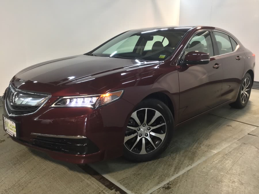 Used Acura TLX 4dr Sdn FWD Tech 2015 | M Sport Motor Car. Hillside, New Jersey