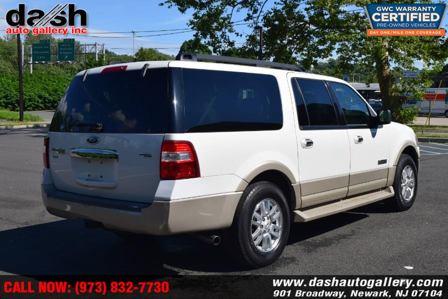 2008 Ford Expedition EL 4WD 4dr Eddie Bauer, available for sale in Newark, New Jersey | Dash Auto Gallery Inc.. Newark, New Jersey