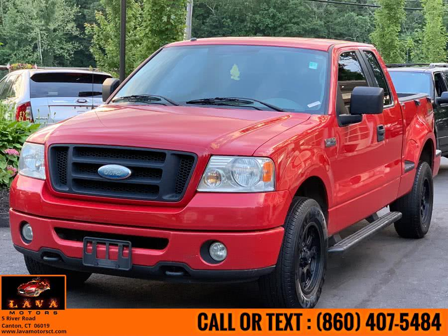 Used 2006 Ford F-150 in Canton, Connecticut | Lava Motors. Canton, Connecticut