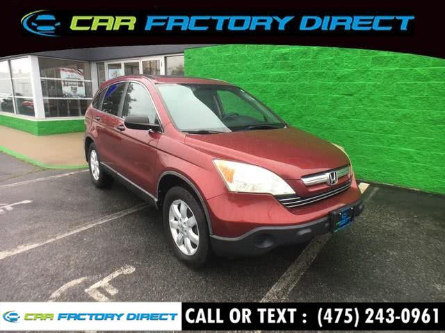 Used 2009 Honda Cr-v in Milford, Connecticut | Car Factory Direct. Milford, Connecticut