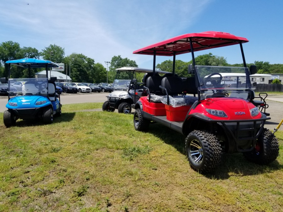 2019 ICON i60L LIFT KIT, available for sale in Old Saybrook, Connecticut | Saybrook Leasing and Rental LLC. Old Saybrook, Connecticut
