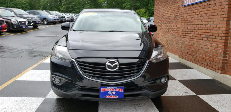 2014 Mazda CX-9 AWD 4dr Touring, available for sale in Waterbury, Connecticut | National Auto Brokers, Inc.. Waterbury, Connecticut