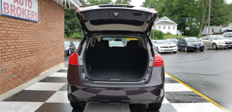 2013 Nissan Rogue AWD 4dr S, available for sale in Waterbury, Connecticut | National Auto Brokers, Inc.. Waterbury, Connecticut