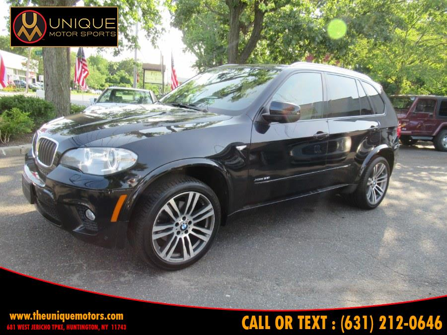 2013 BMW X5 AWD 4dr 35i Sport Activity, available for sale in Huntington, New York | Unique Motor Sports. Huntington, New York