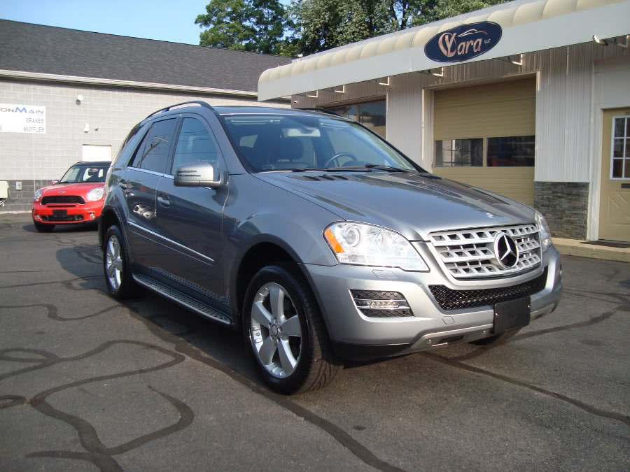 2011 Mercedes-Benz M-Class 4MATIC 4dr ML 350, available for sale in Manchester, CT