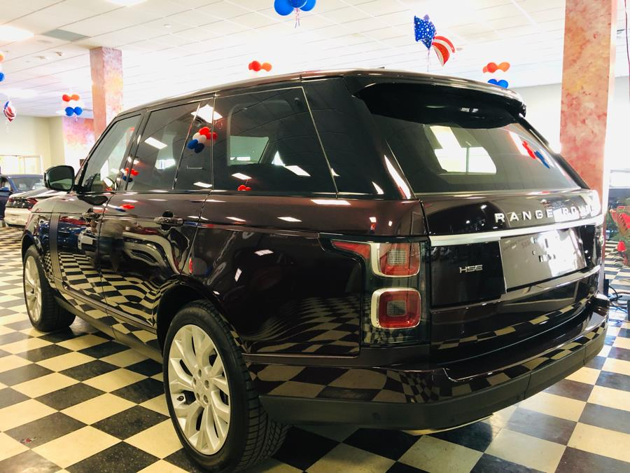 Used Land Rover Range Rover V6 Supercharged HSE SWB 2018 | Northshore Motors. Syosset , New York