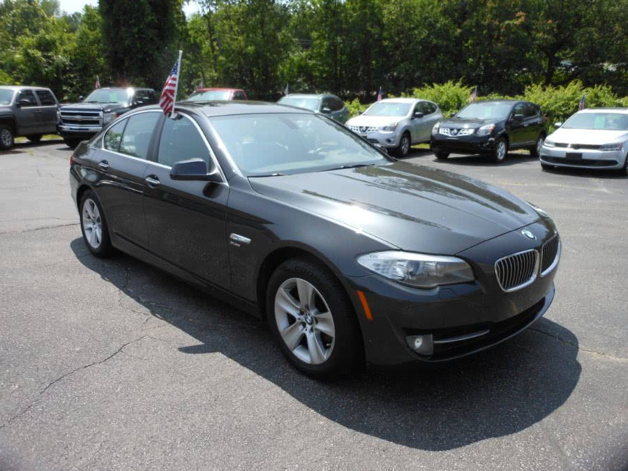 Used 2012 BMW 5 Series in Yantic, Connecticut | Yantic Auto Center. Yantic, Connecticut
