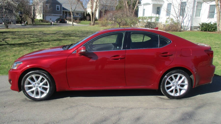 2012 LEXUS IS250 4dr Sdn 3.0L Luxury 4MATIC, available for sale in Bronx, New York | TNT Auto Sales USA inc. Bronx, New York