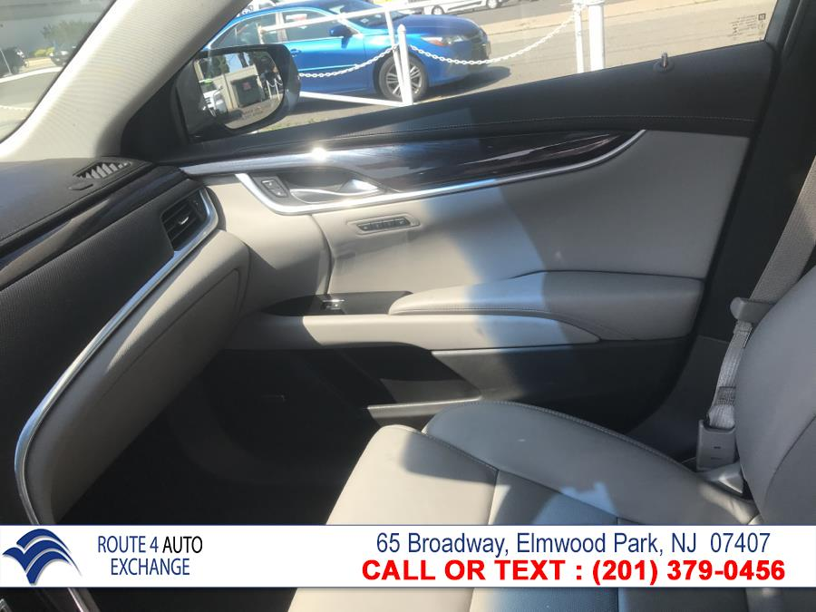 Used Cadillac XTS 4dr Sdn Luxury Collection AWD 2016   Route 4 Auto Exchange. Elmwood Park, New Jersey