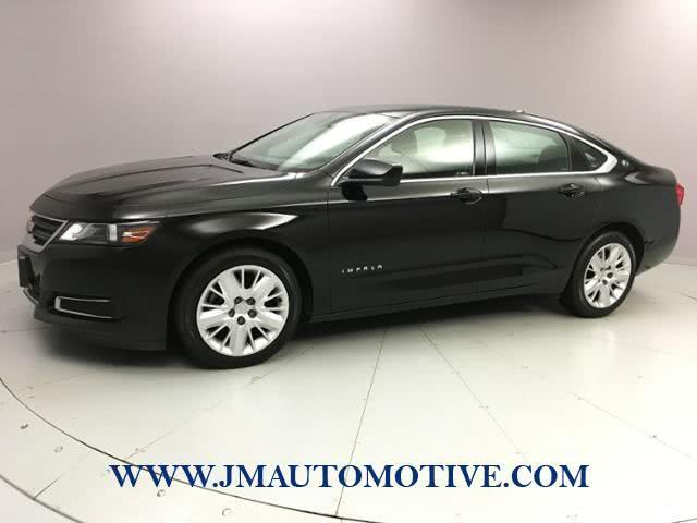 Used 2017 Chevrolet Impala in Naugatuck, Connecticut | J&M Automotive Sls&Svc LLC. Naugatuck, Connecticut