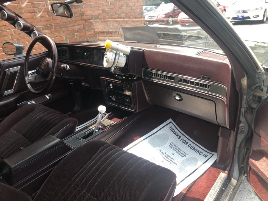 1987 Oldsmobile Cutlass Supreme 442 2dr Coupe, available for sale in Waterbury, Connecticut | National Auto Brokers, Inc.. Waterbury, Connecticut