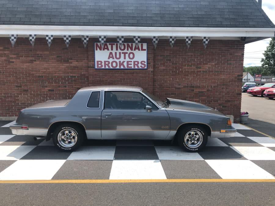 Used 1987 Oldsmobile Cutlass Supreme 442 in Waterbury, Connecticut | National Auto Brokers, Inc.. Waterbury, Connecticut
