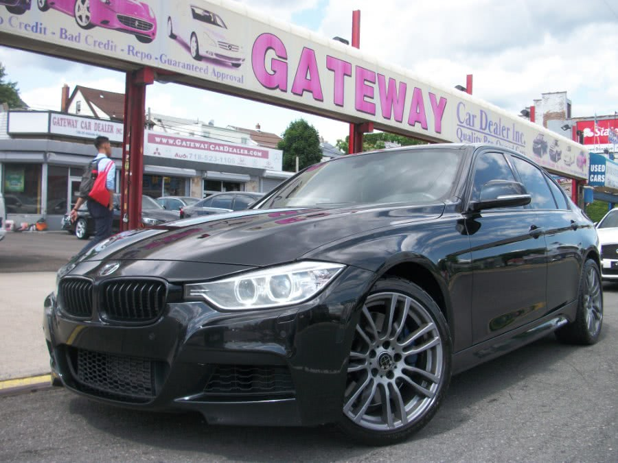 2014 BMW 3 Series M Sport 4dr Sdn 335i xDrive AWD, available for sale in Jamaica, New York | Gateway Car Dealer Inc. Jamaica, New York