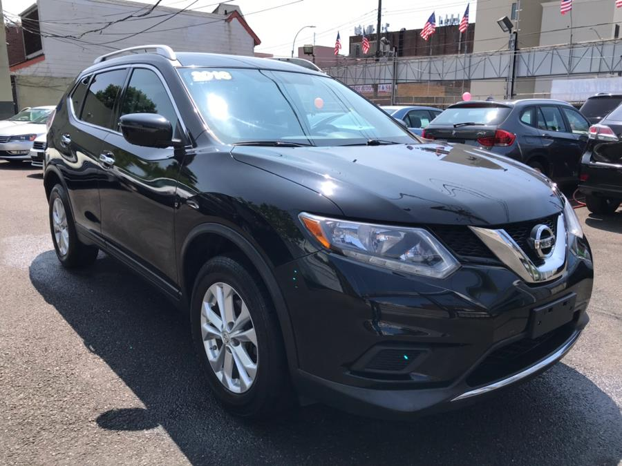 2016 Nissan Rogue AWD 4dr SV, available for sale in Jamaica, New York | Sunrise Autoland. Jamaica, New York