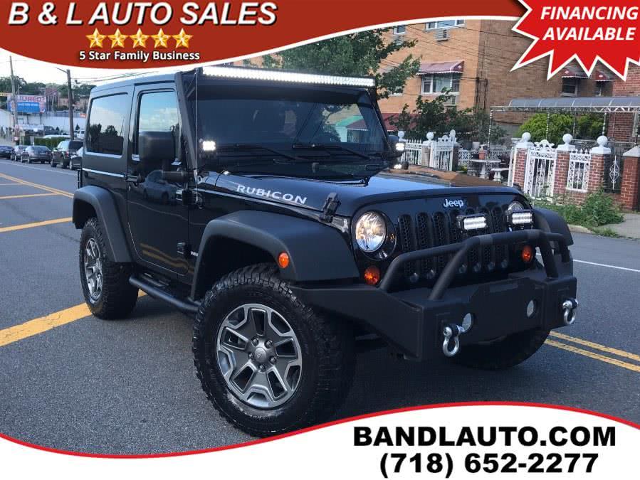 Used 2013 Jeep Wrangler in Bronx, New York | B & L Auto Sales LLC. Bronx, New York