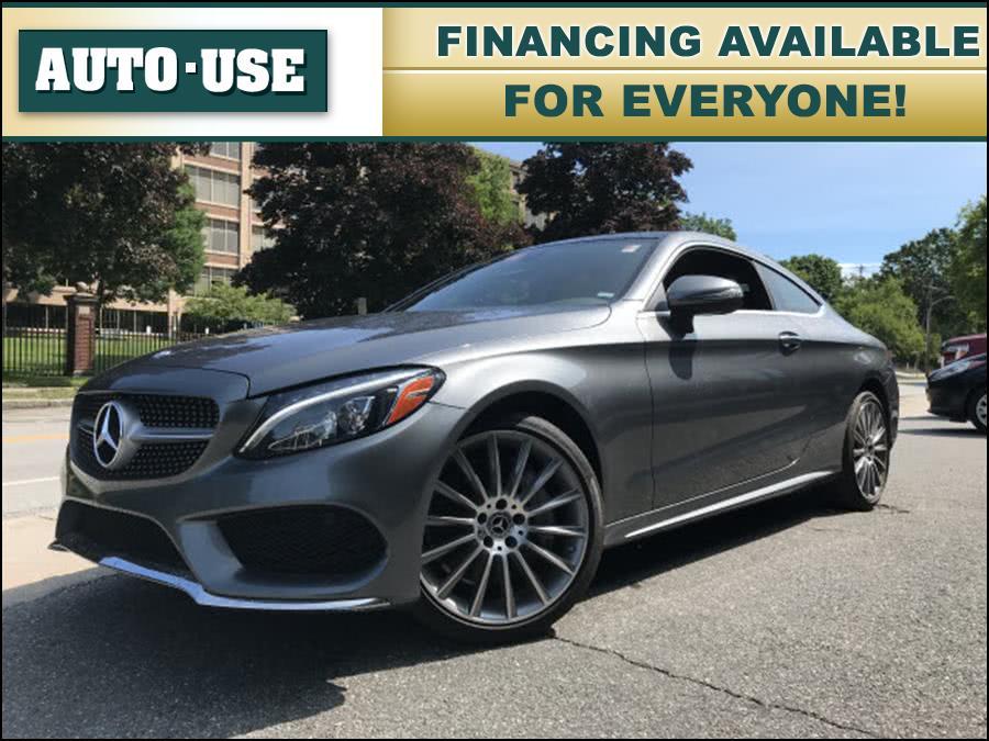 Used 2017 Mercedes-benz C-class in Andover, Massachusetts | Autouse. Andover, Massachusetts