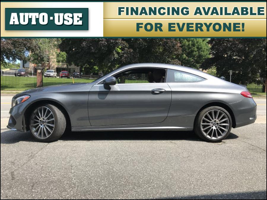 2017 Mercedes-benz C-class C 300 4MATIC, available for sale in Andover, Massachusetts | Autouse. Andover, Massachusetts