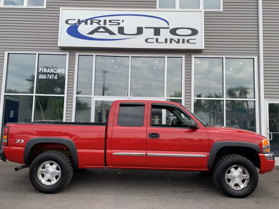 Used 2006 GMC Sierra in Plainville, Connecticut | Chris's Auto Clinic. Plainville, Connecticut