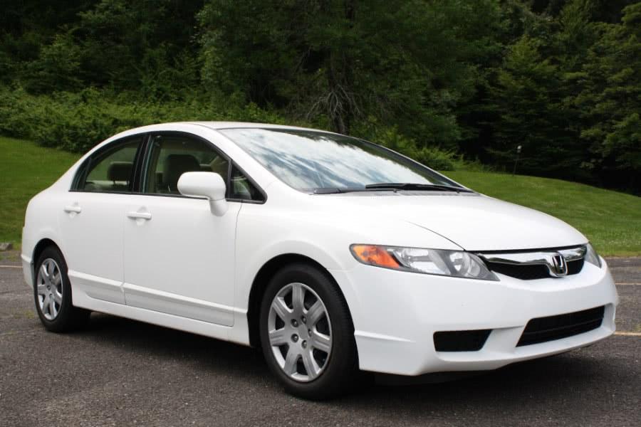 Used 2008 Honda Civic Sdn in Thomaston, Connecticut | Letaj Motors LLC. Thomaston, Connecticut