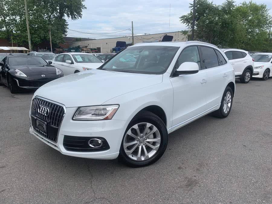 Used 2015 Audi Q5 in Lodi, New Jersey | European Auto Expo. Lodi, New Jersey