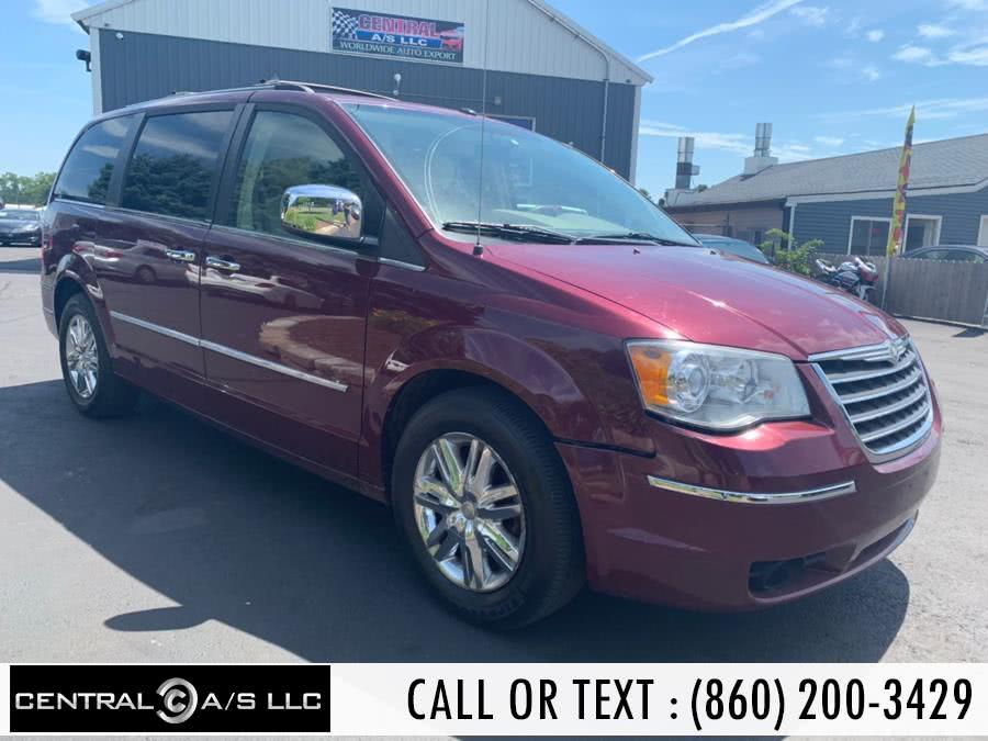 Used Chrysler Town & Country 4dr Wgn Limited 2008 | Central A/S LLC. East Windsor, Connecticut
