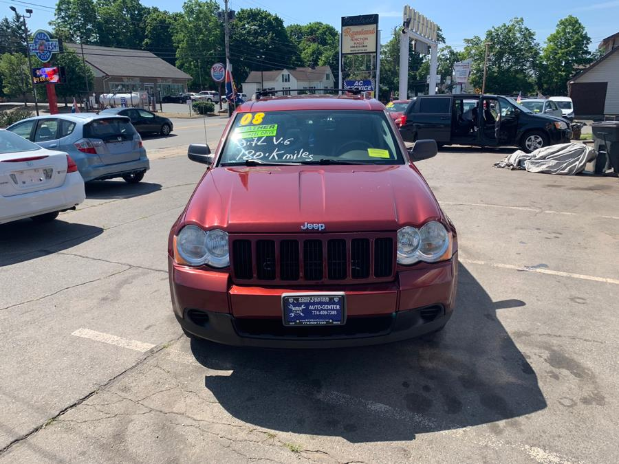 2008 Jeep Grand Cherokee 4WD 4dr Laredo, available for sale in Taunton, Massachusetts | Rt 138 Auto Center Inc . Taunton, Massachusetts