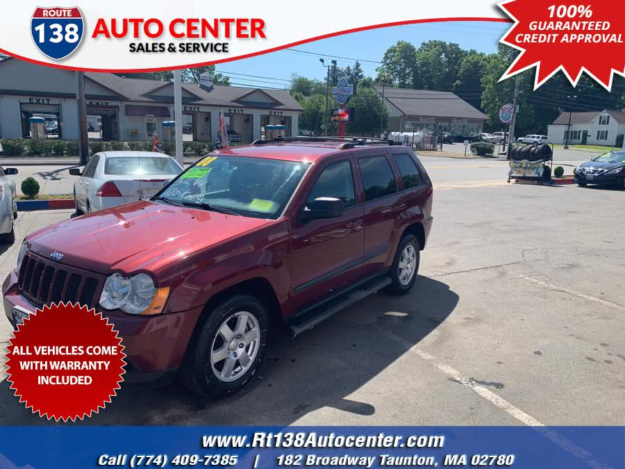 Used 2008 Jeep Grand Cherokee in Taunton, Massachusetts | Rt 138 Auto Center Inc . Taunton, Massachusetts