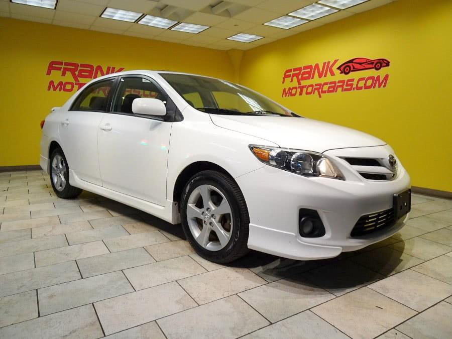 2011 Toyota Corolla photo