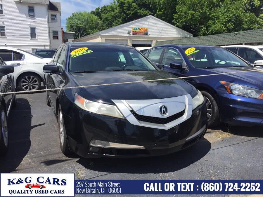 Used 2010 Acura TL in New Britain, Connecticut | K and G Cars . New Britain, Connecticut