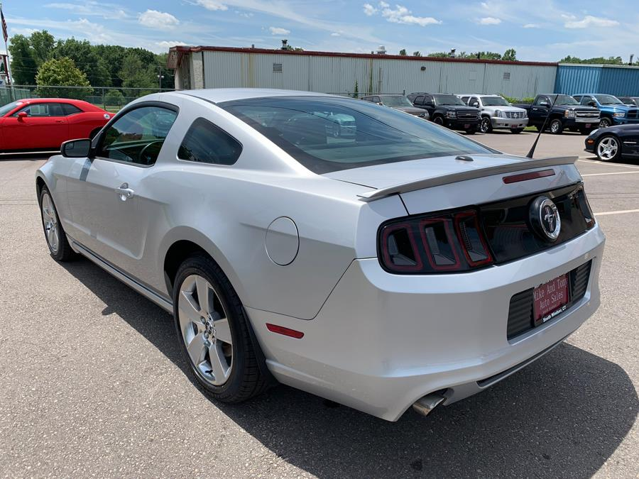 2013 Ford Mustang 2dr Cpe V6, available for sale in South Windsor, Connecticut | Mike And Tony Auto Sales, Inc. South Windsor, Connecticut