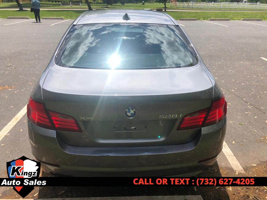 2012 BMW 5 Series 4dr Sdn 528i xDrive AWD, available for sale in Avenel, New Jersey   Kingz Auto Sales. Avenel, New Jersey