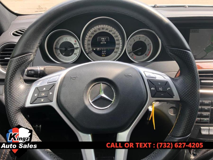 2013 Mercedes-Benz C-Class 4dr Sdn C 300 Sport 4MATIC, available for sale in Avenel, New Jersey | Kingz Auto Sales. Avenel, New Jersey