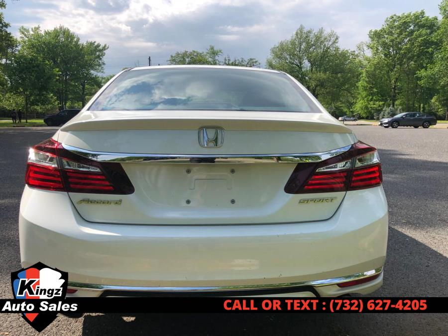 2016 Honda Accord Sedan 4dr I4 CVT Sport, available for sale in Avenel, New Jersey | Kingz Auto Sales. Avenel, New Jersey