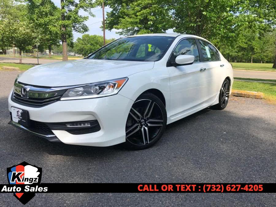 Used 2016 Honda Accord Sedan in Avenel, New Jersey | Kingz Auto Sales. Avenel, New Jersey