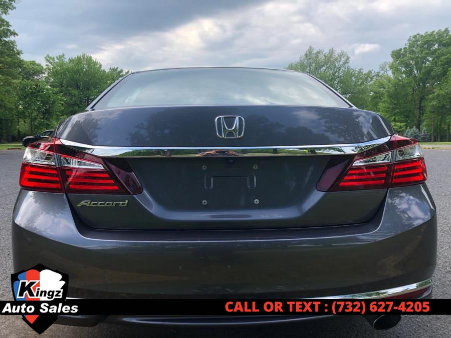 2016 Honda Accord Sedan 4dr I4 CVT LX, available for sale in Avenel, New Jersey | Kingz Auto Sales. Avenel, New Jersey