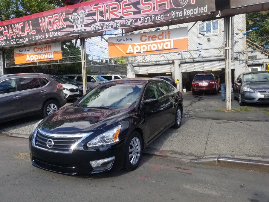 2013 Nissan Altima 4dr Sdn I4 2.5 SL, available for sale in Brooklyn, New York | Rubber Bros Auto World. Brooklyn, New York