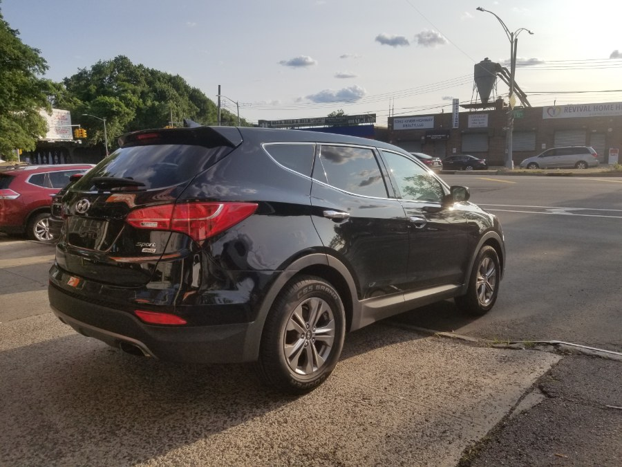 2016 Hyundai Santa Fe Sport AWD 4dr 2.4, available for sale in Brooklyn, New York | Rubber Bros Auto World. Brooklyn, New York