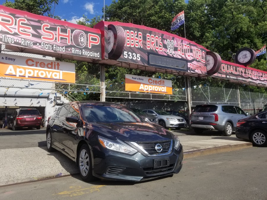 2016 Nissan Altima 4dr Sdn I4 2.5 S, available for sale in Brooklyn, New York | Rubber Bros Auto World. Brooklyn, New York