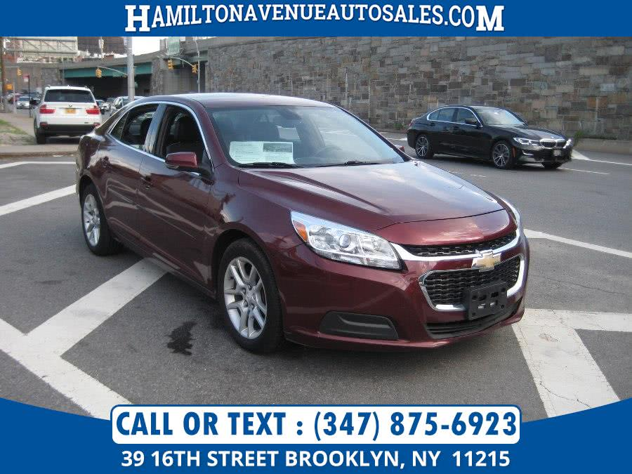 Used 2015 Chevrolet Malibu in Brooklyn, New York | Hamilton Avenue Auto Sales DBA Nyautoauction.com. Brooklyn, New York