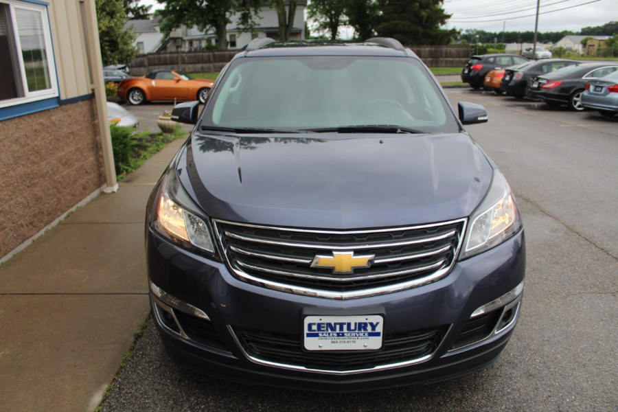 2013 Chevrolet Traverse AWD 4dr LT w/2LT, available for sale in East Windsor, Connecticut | Century Auto And Truck. East Windsor, Connecticut